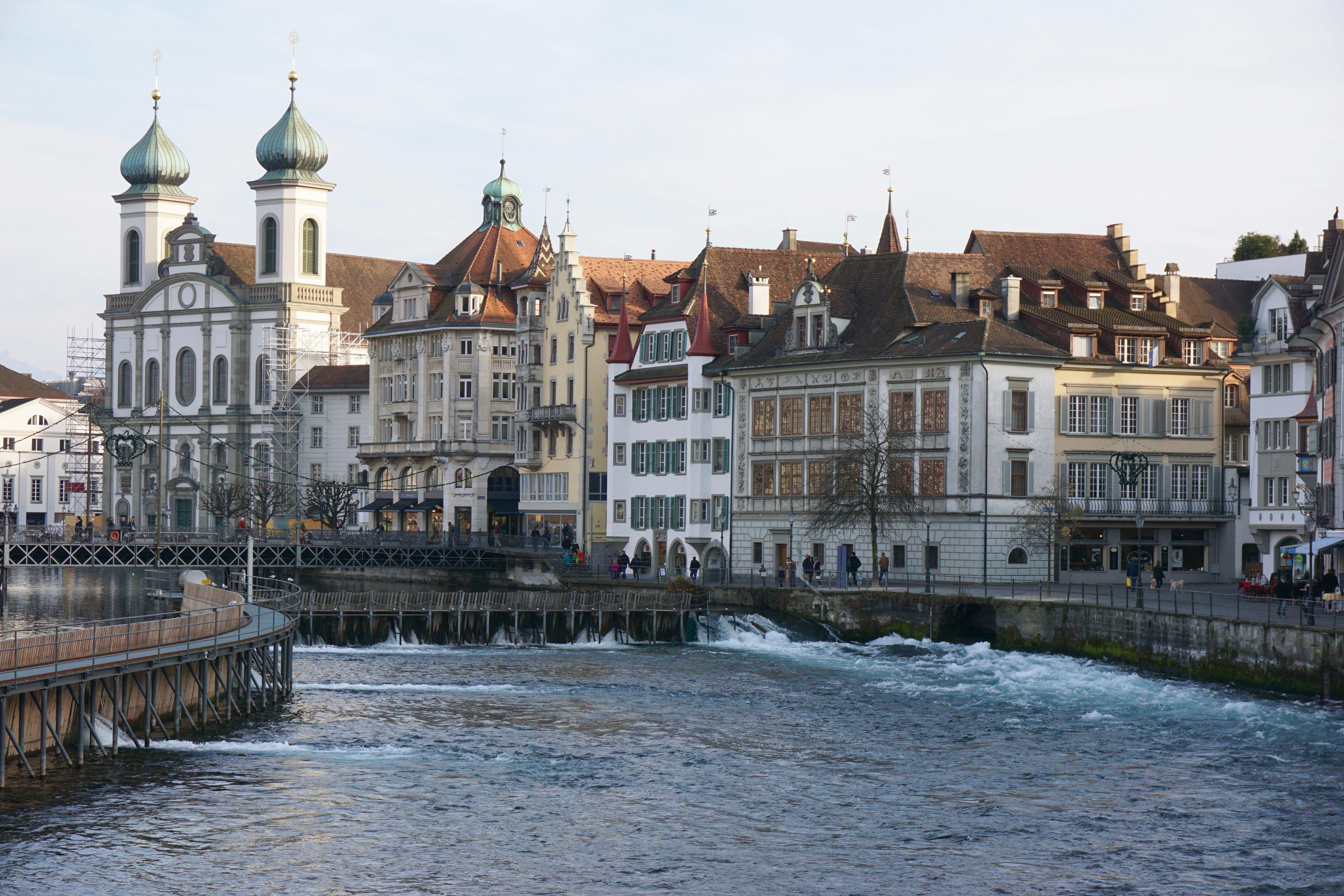 A weekend in Lucerne