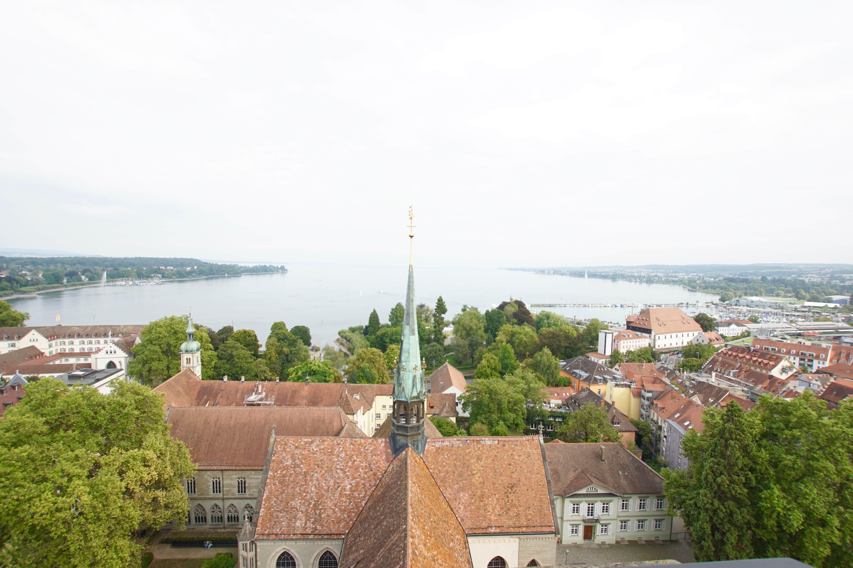 Ausblick Münsterturm