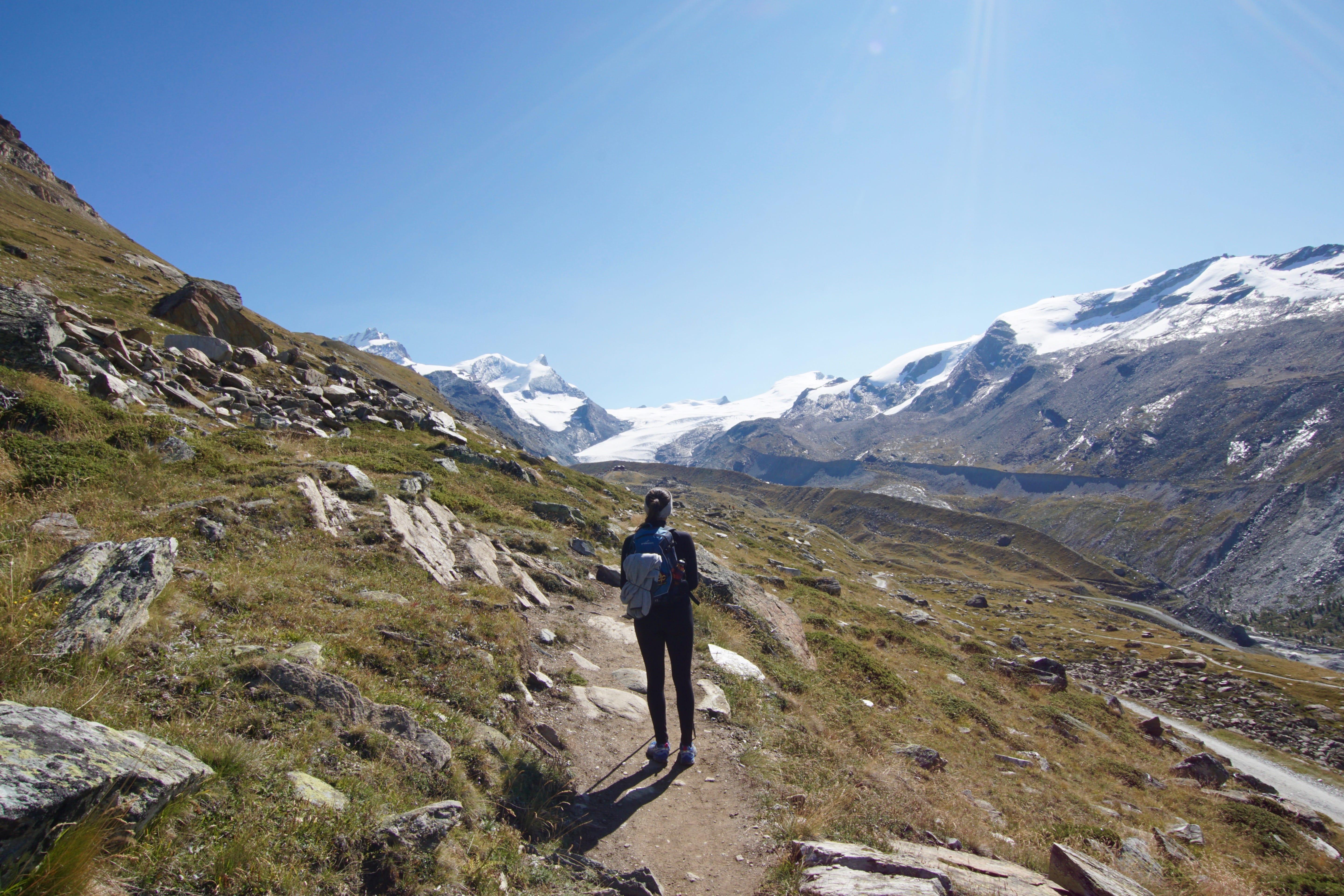 Zermatt · 5 Seenweg