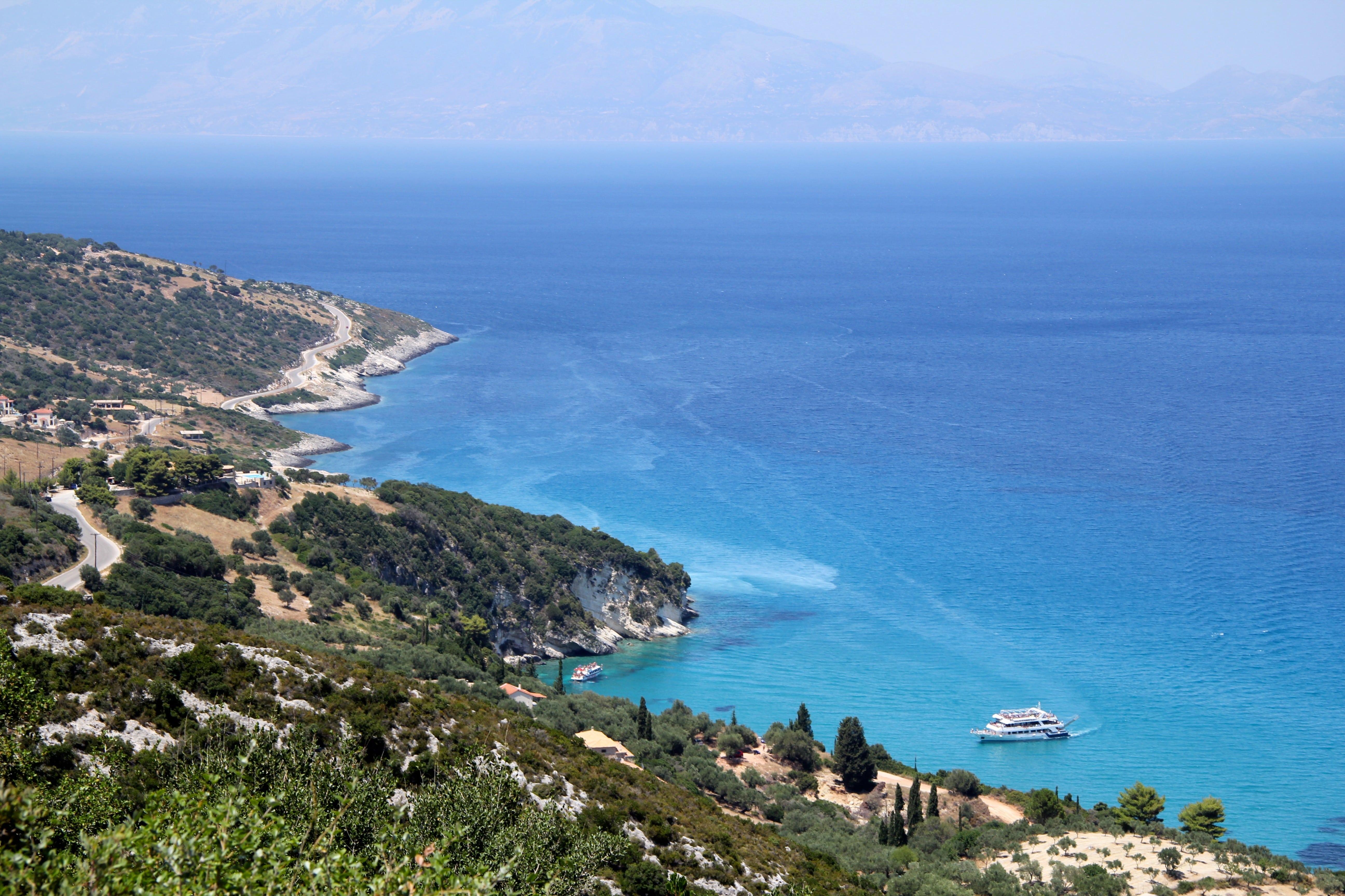 Zakynthos · Shipwreck Bay