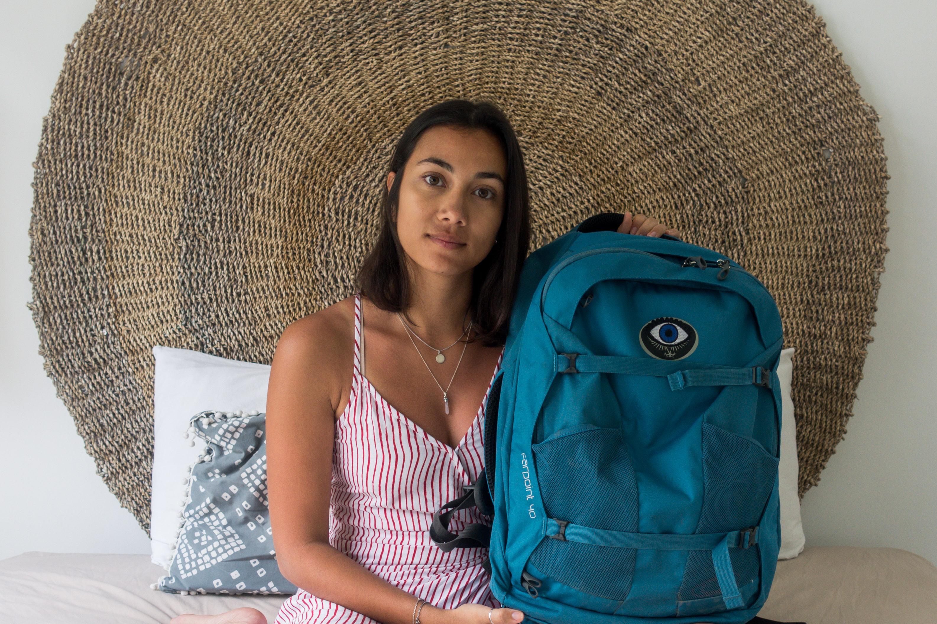 Reisen nur mit Handgepäck · Pack-Tipps