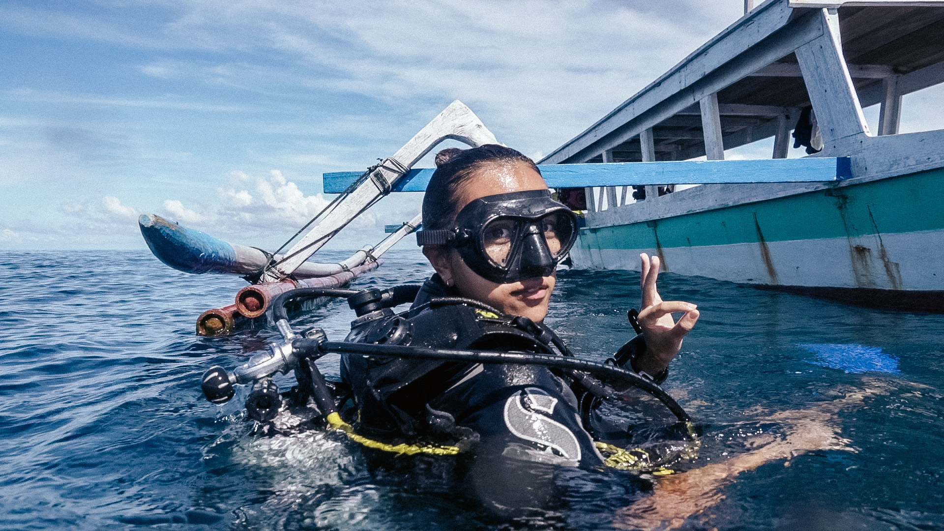 PADI Open Water Diver Course · Experience