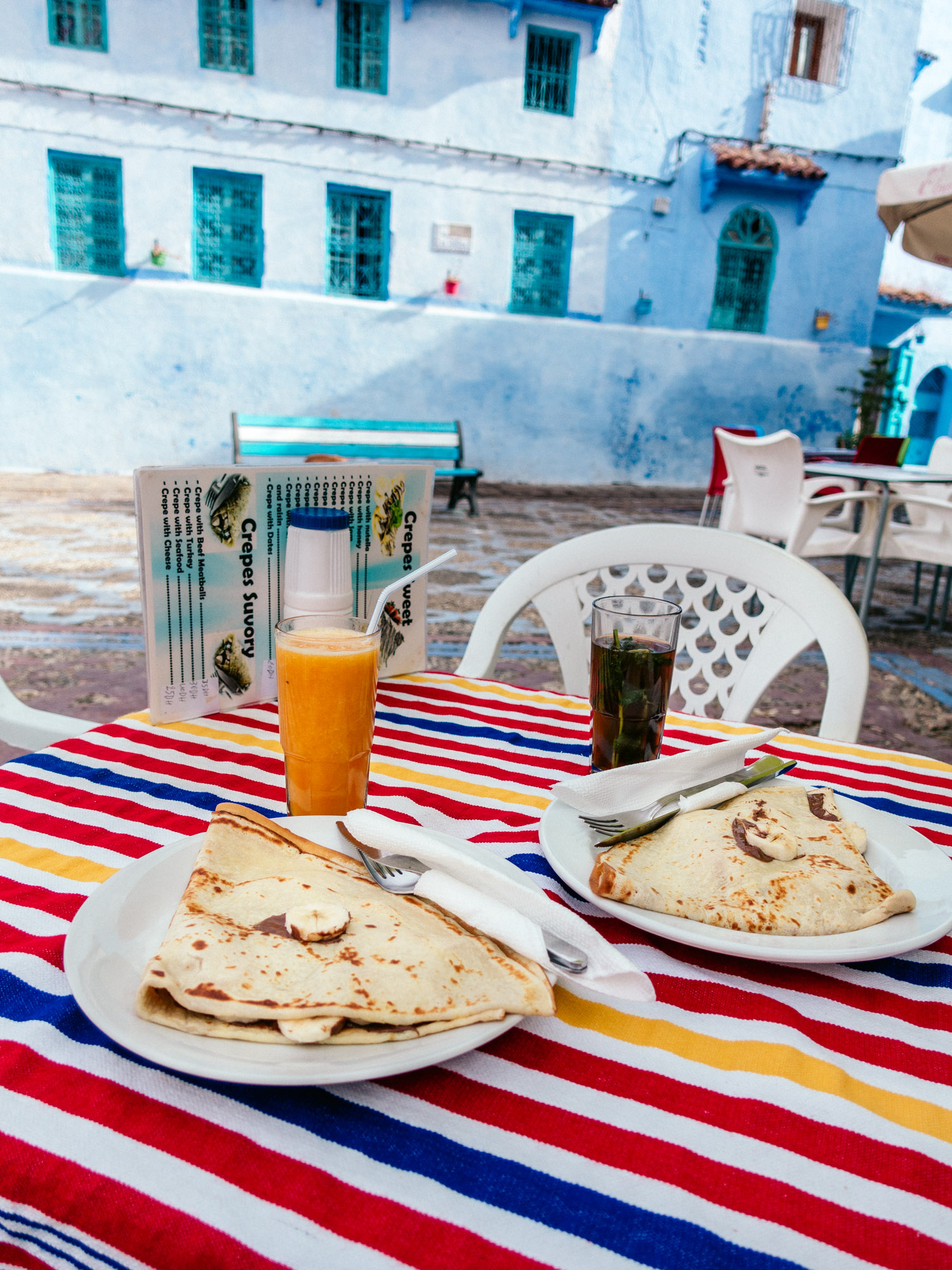 Exploring Chefchaouen in September, what a wonderful trip - my experiences.