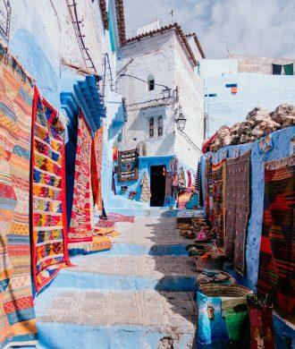Chefchaouen · Entdecke die blaue Stadt Marokkos