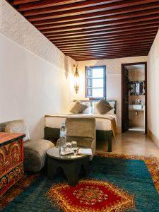Accommodation in Fez, Dar Bensouda.