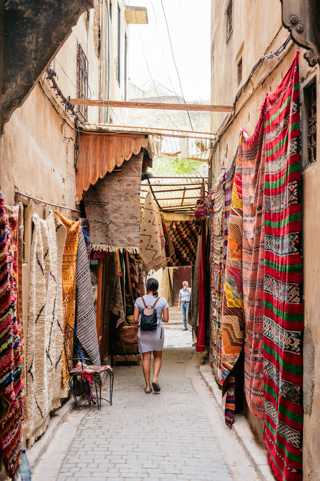 Fez · get lost in the Labyrinth of its medina
